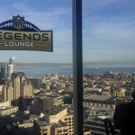 Super Bowl 50 VIP Suite Legends Lounge